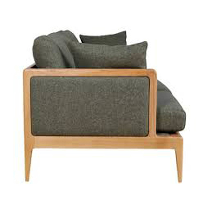 Frame Sofa: modern  by Archer + Co, Modern