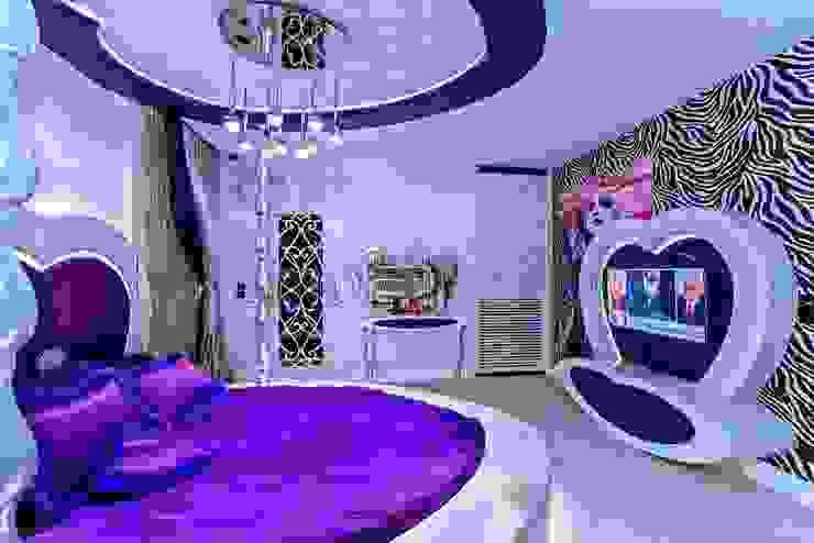 Kemer Country Özel Tasarım Genç Kız Odası Modern Çocuk Odası Akabe Mobilya San ve Tic. Ltd. Şti Modern