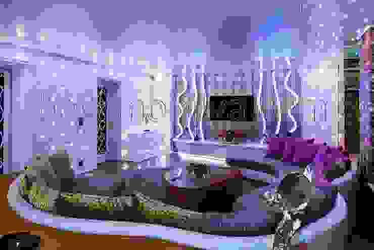 Özel Salon Dekorasyonu (Kişiye Özel Tasarım) Akabe Mobilya San ve Tic. Ltd. Şti İç Dekorasyon