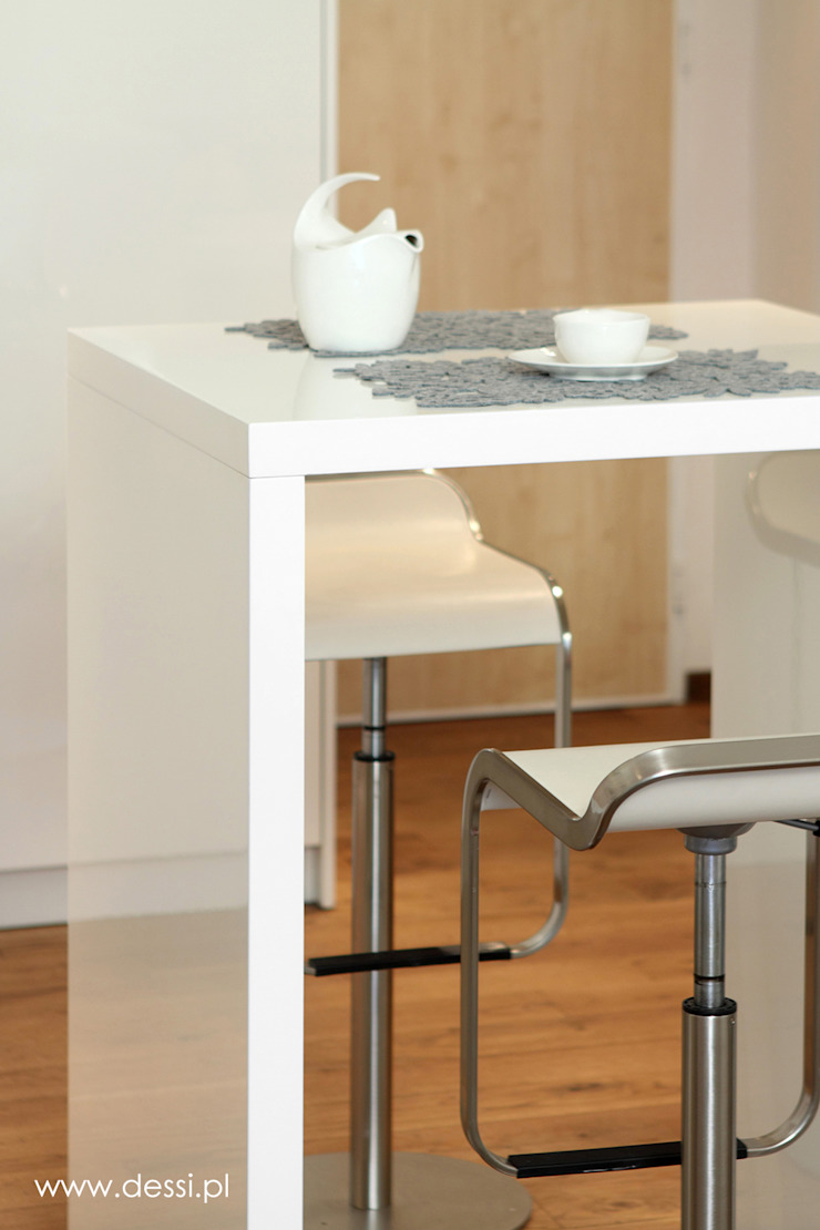 Cocinas de estilo minimalista de Dessi Minimalista