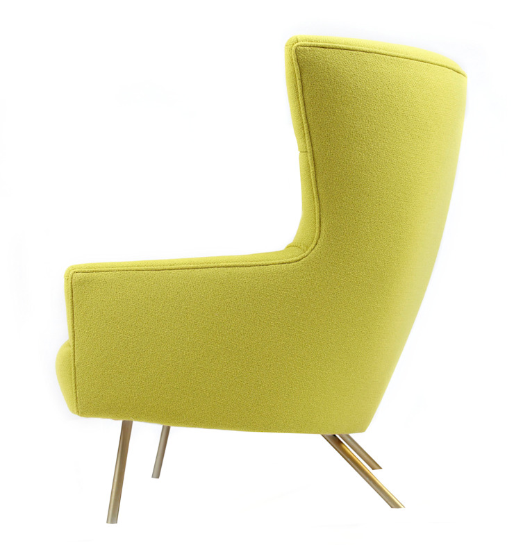 Tango Sofa: modern  by Archer + Co, Modern