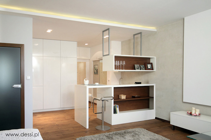 Minimalist kitchen by Dessi Minimalist