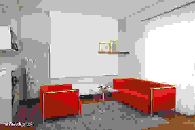 Salas de estilo minimalista de Dessi Minimalista