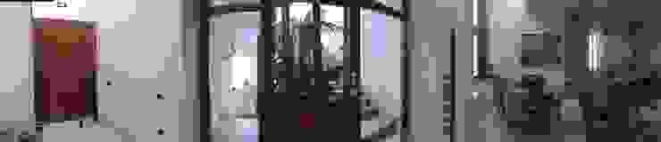 ingresso soggiorno Soggiorno moderno di antonio giordano architetto Moderno