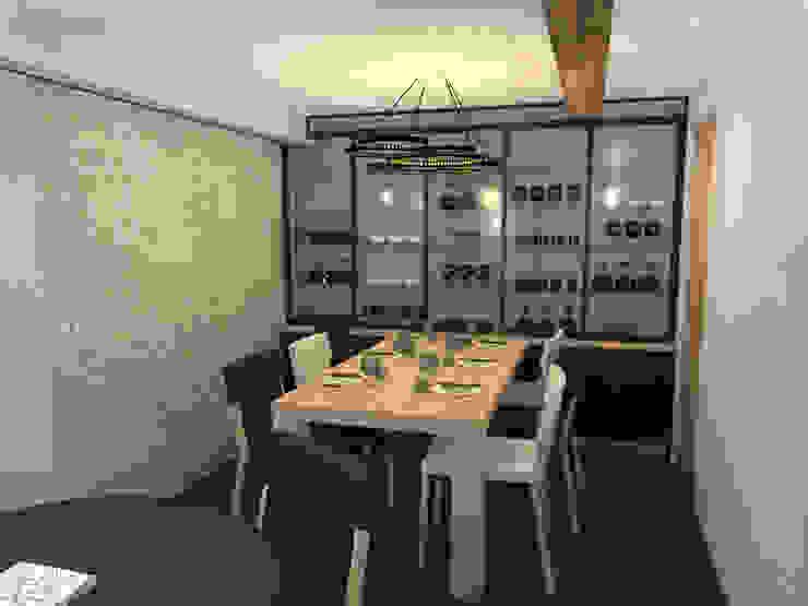 Salle à manger:  de style  par Planforêt, Moderne