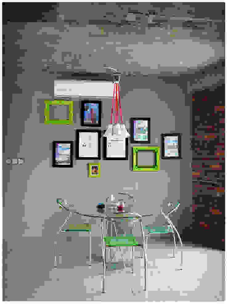 Casa Orizaba:  de estilo industrial por Constructora e Inmobiliaria Catarsis, Industrial