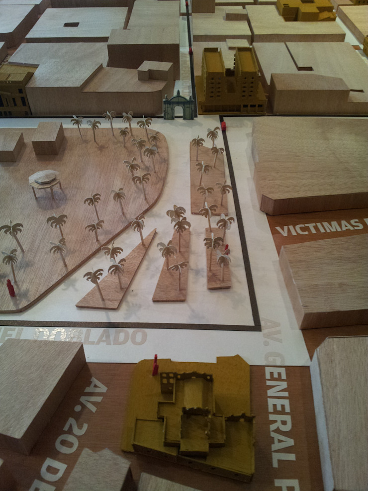 Proyecto 500 de Constructora e Inmobiliaria Catarsis Minimalista