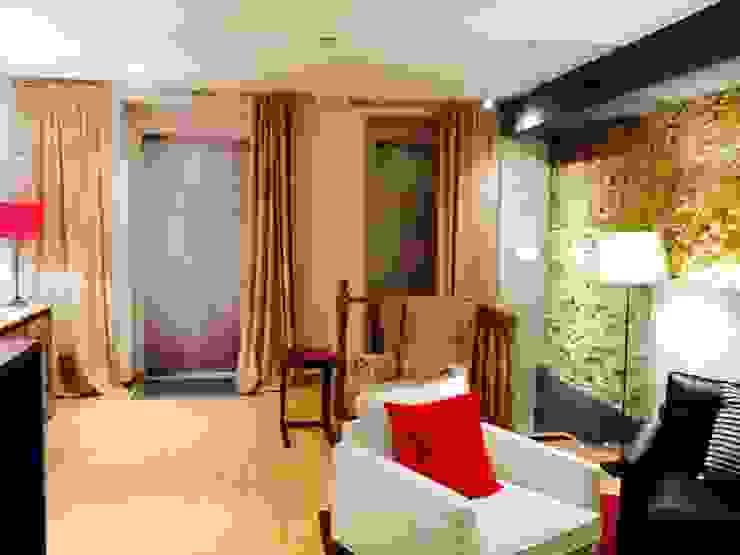 1ª Sala de Jogo Salas de estar modernas por Stoc Casa Interiores Moderno