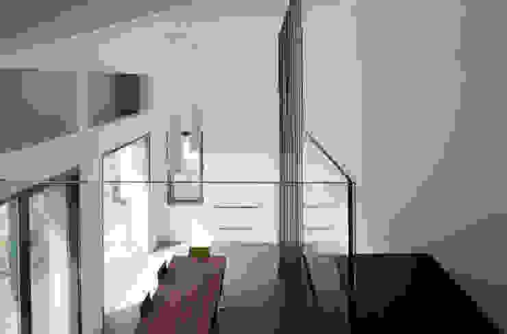 HDBV – housedouble quattro castella Sala multimediale moderna di NAT OFFICE - christian gasparini architect Moderno