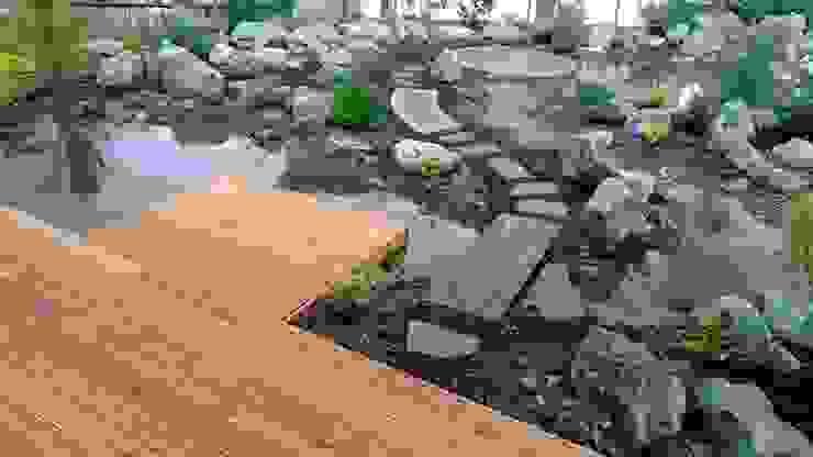 Taman Gaya Mediteran Oleh Neues Gartendesign by Wentzel Mediteran