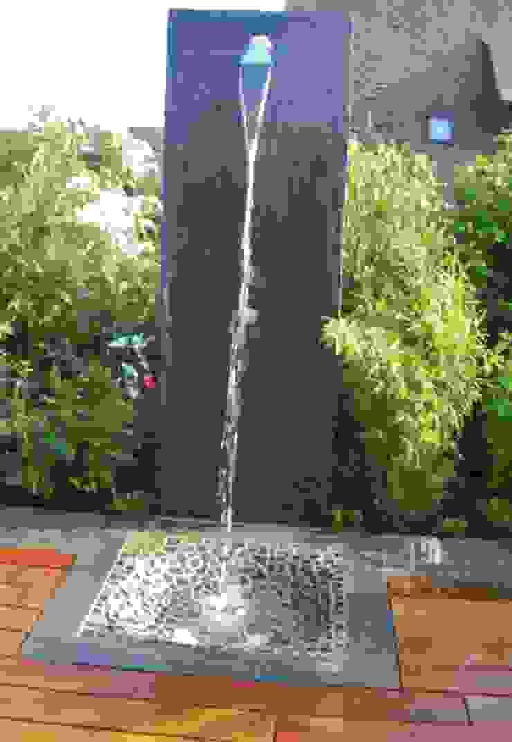 Kolam Renang Modern Oleh Neues Gartendesign by Wentzel Modern