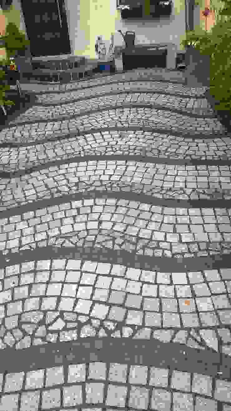 Taman Gaya Eklektik Oleh Neues Gartendesign by Wentzel Eklektik