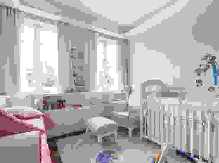 ACT | Dormitório de Bebê Quarto infantil moderno por Kali Arquitetura Moderno