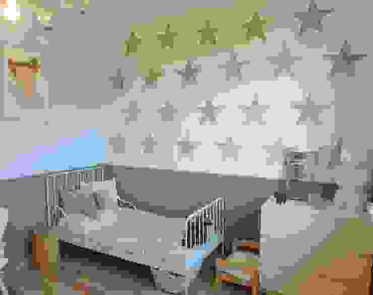 Pokój Hani: styl , w kategorii Pokój dziecięcy zaprojektowany przez NaNovo ,Eklektyczny