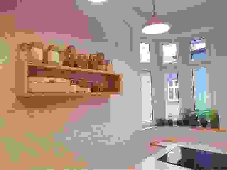 M&P Eklektyczna kuchnia od NaNovo Eklektyczny