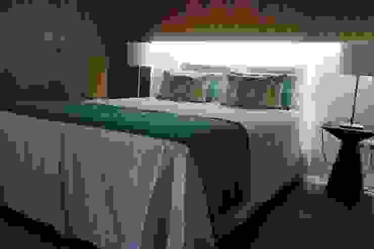 As cabanas dos Netinhos Hotéis modernos por Carlos Faria Moderno
