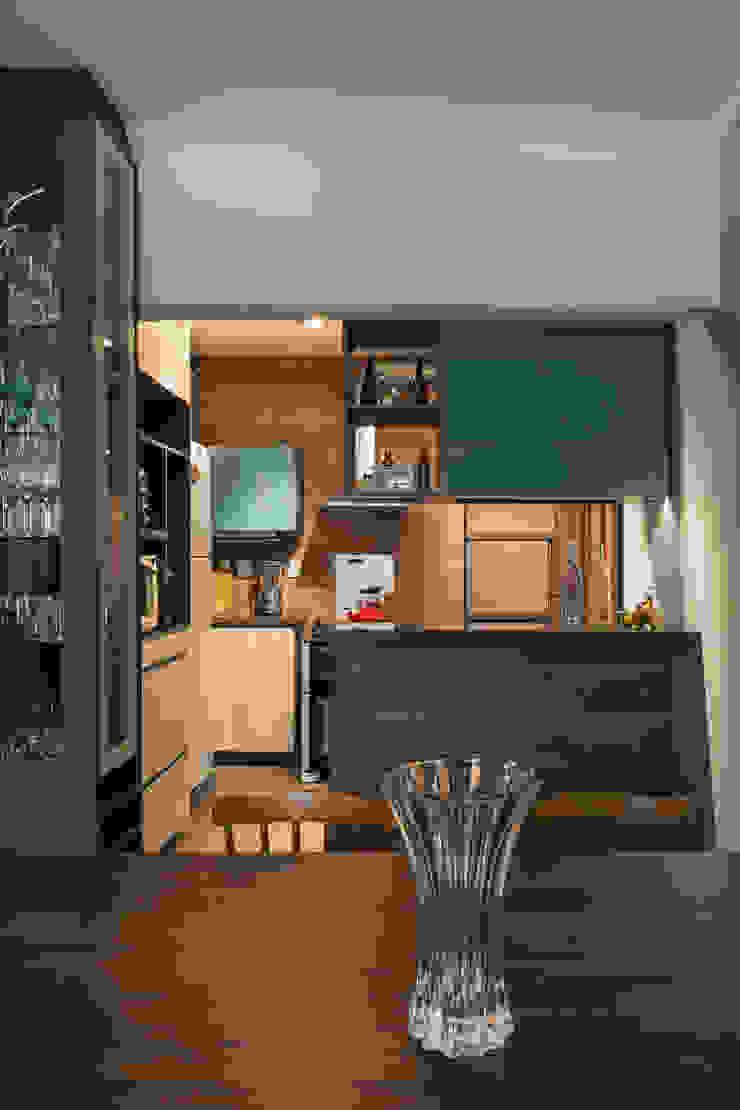MCC | Projeto de Interiores Cozinhas modernas por Kali Arquitetura Moderno