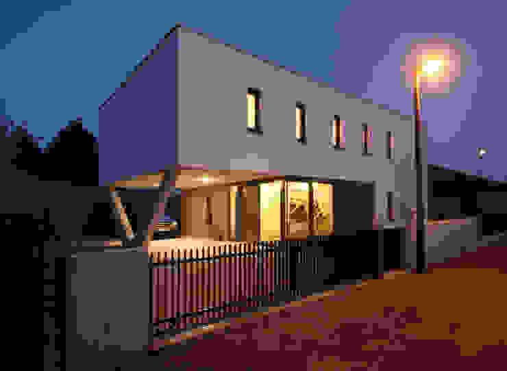 Minimalist house by Architekturbüro Reinshaus Minimalist
