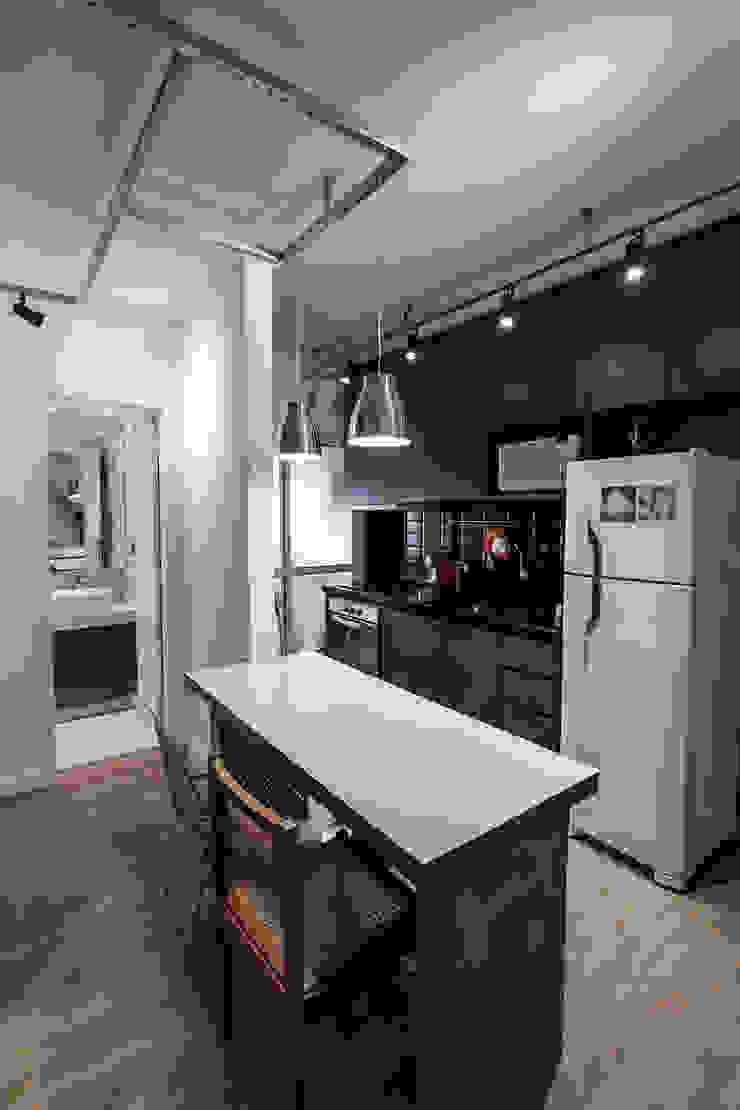 SP Estudio Modern Kitchen
