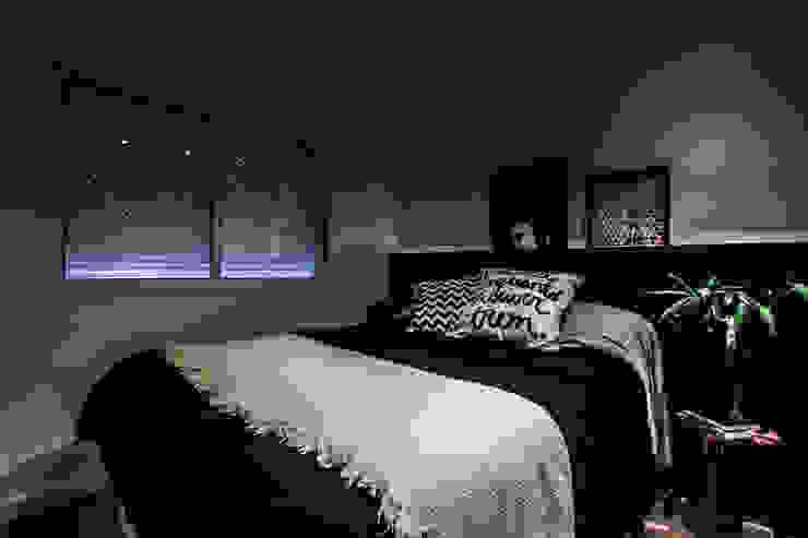 Apartamento Alto do Ipiranga Quartos modernos por SP Estudio Moderno