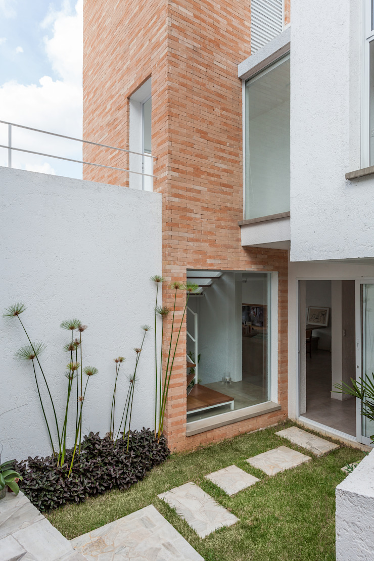 Residência Parque dos Príncipes Jardins modernos por Nautilo Arquitetura & Gerenciamento Moderno