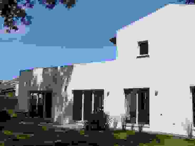 Bio Domus D.01 - Casa sostenibile - Santa Ana Costa Rica Aroma Italiano Eco Design Casa unifamiliare Bianco