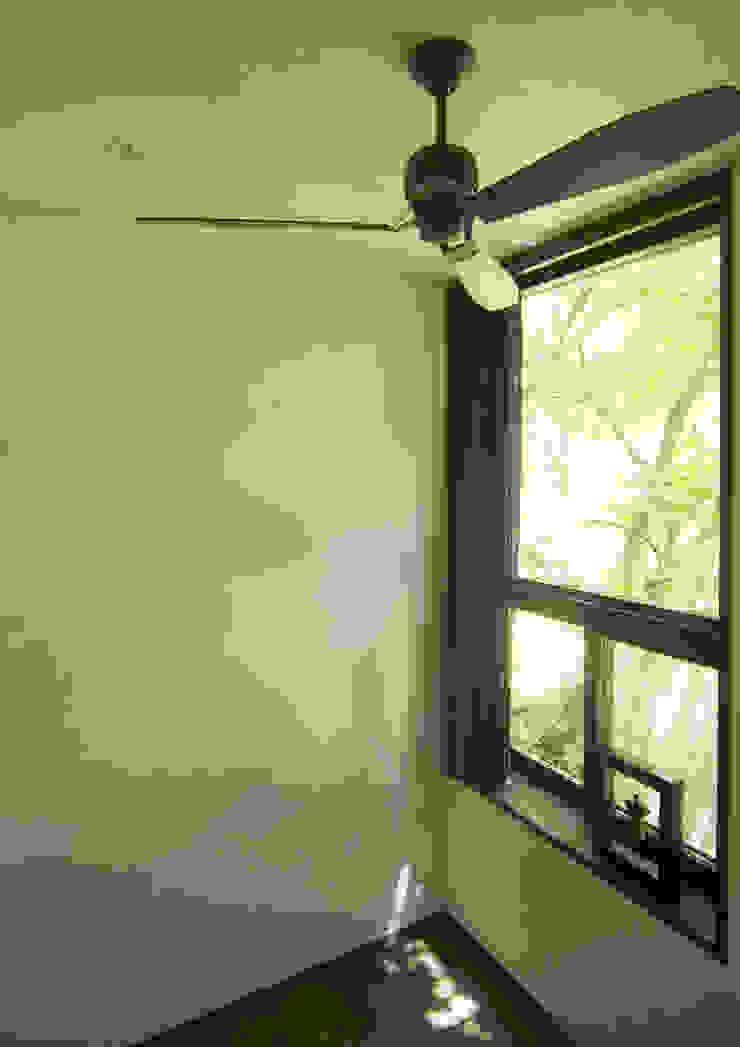 葉山の別荘 モダンデザインの 子供部屋 の 井上洋介建築研究所 モダン