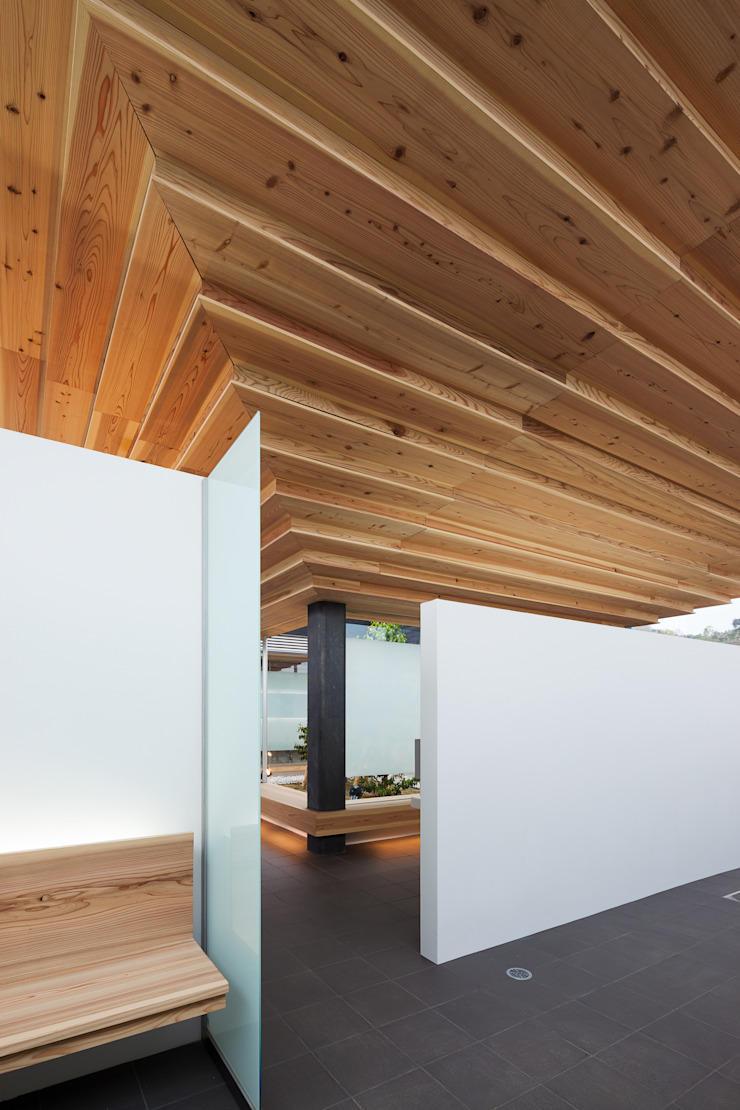 内観 アジア風商業空間 の bUd アトリエ一級建築士事務所 和風
