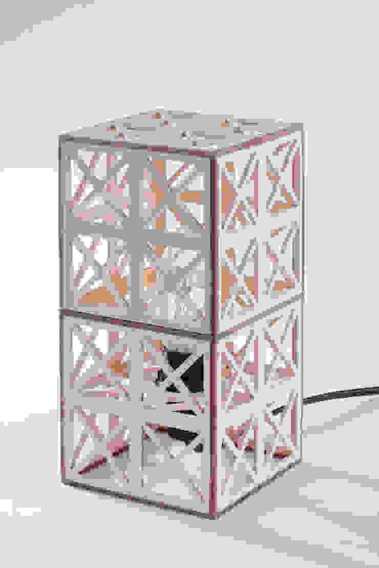 Tafellamp van Design X Ambacht Industrieel