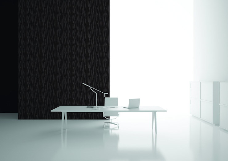 Wall Coverings: modern  by Granorte, Modern
