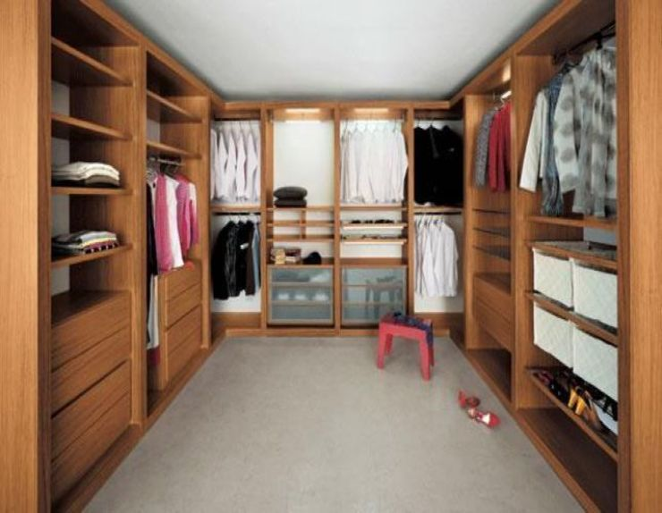 WENNA DESIGN Modern Dressing Room