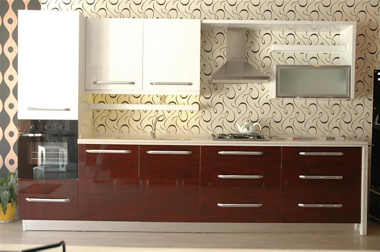 Cozinhas modernas por WENNA DESIGN Moderno