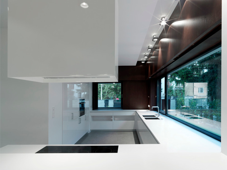 Kitchen by Jednacz Architekci, Minimalist