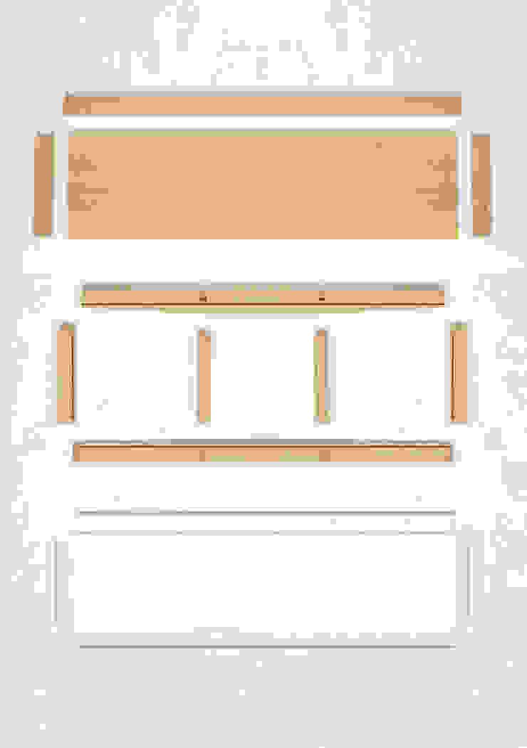 Noma Shelf: minimalist  by Zak Stratfold, Minimalist