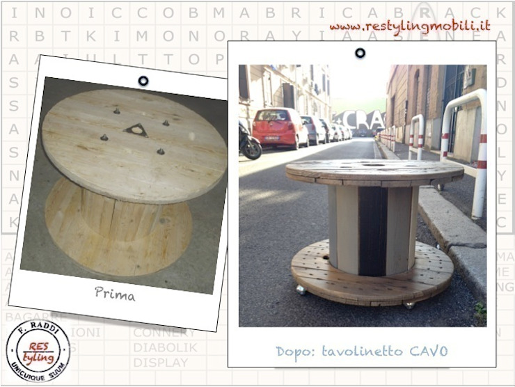 by Restyling Mobili di Raddi Federica