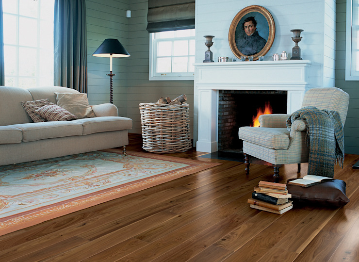 Noble Walnut Satin Oleh Quick-Step Klasik