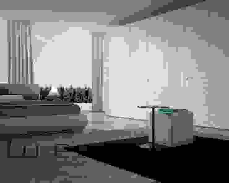 Alto brillo Luxe by Alvic en armario. Vestidores de estilo moderno de ALVIC Moderno