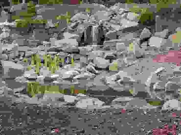 jwgartendesign Asian style garden