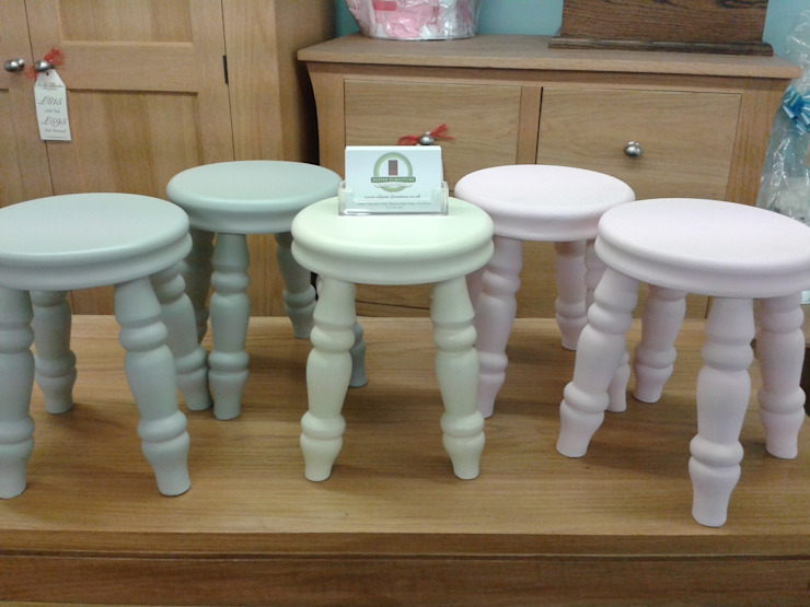 Baby Stools: classic  by Alpine Furniture, Classic