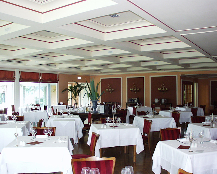 Grand Hotel Majestic Archiluc's - Studio di Architettura Stefano Lucini Architetto Klassische Hotels
