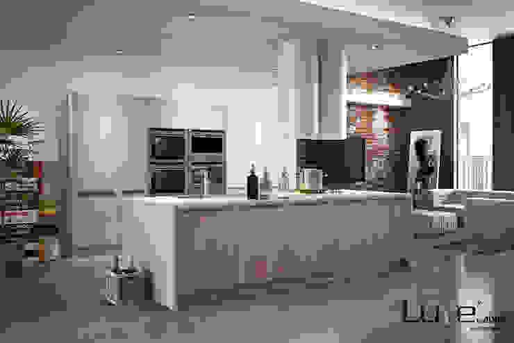 Cocina Syncron Luxe by Alvic. Cocinas de estilo moderno de ALVIC Moderno