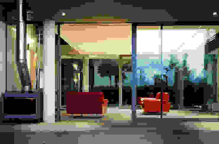 Casas modernas por NAT OFFICE - christian gasparini architect Moderno