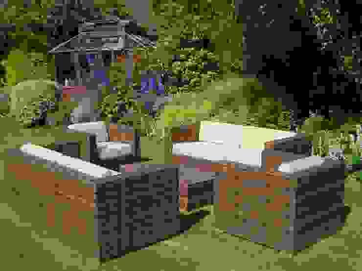 Arizona Sofa Suite: modern  by Garden Furniture Centre, Modern