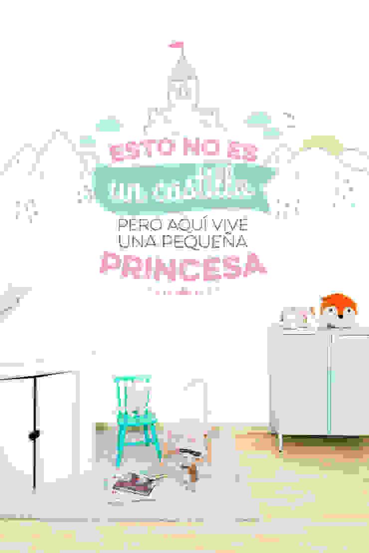 Princesas o principes de Tres Tintas Barcelona Moderno