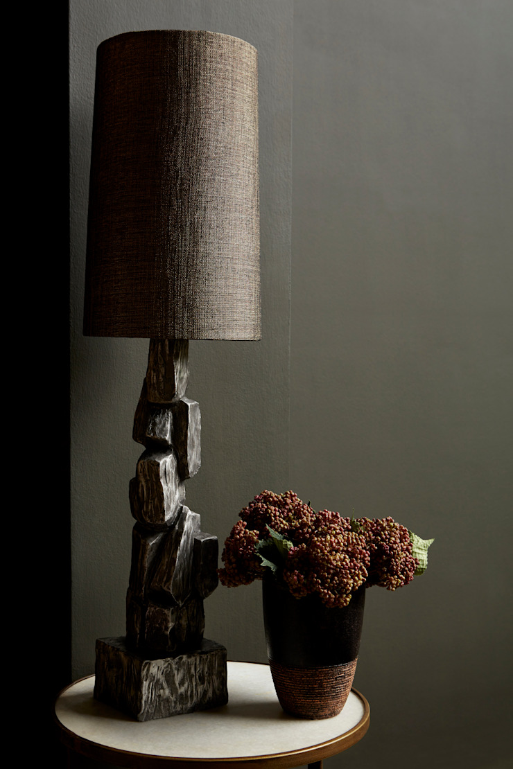 Yosemite lamp: eclectic  by Abigail Ahern, Eclectic