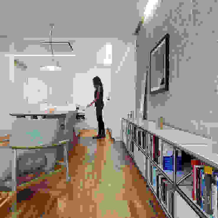 Piso Vilas Comedores de estilo moderno de Castroferro Arquitectos Moderno