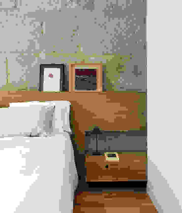 Piso Vilas Dormitorios de estilo moderno de Castroferro Arquitectos Moderno