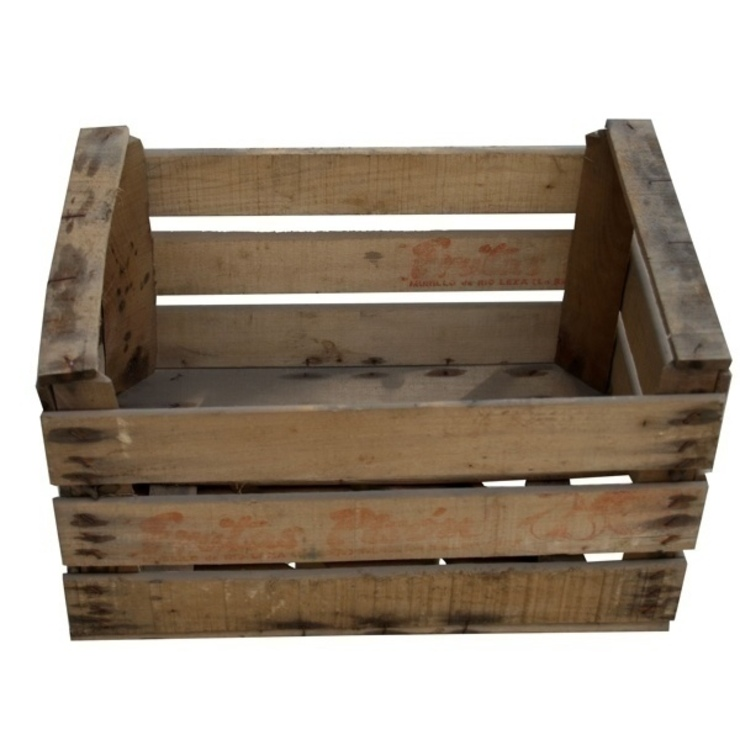 Caja antique de Chicplace Rústico
