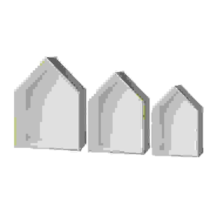 Set de 3 estanterías house de Chicplace Escandinavo