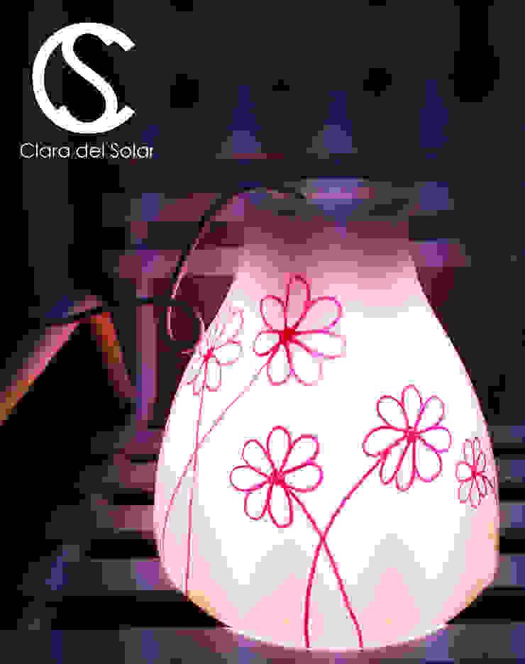LAMP:  de estilo industrial de Clara del Solar, Industrial